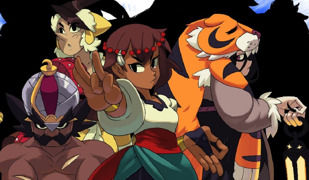 Indivisible has abruptly launched on Nintendo Switch screenshot