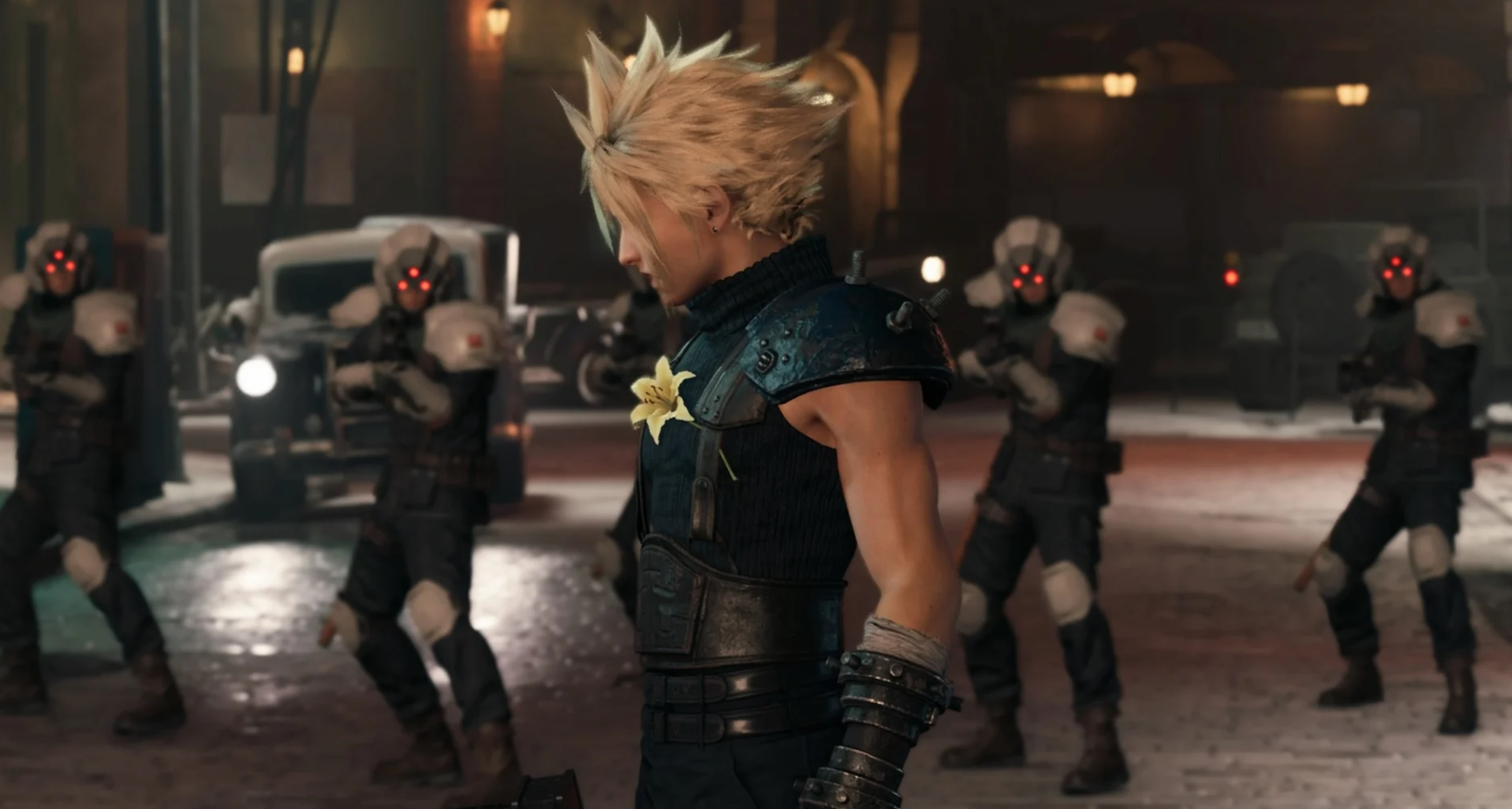 Final Fantasy VII Remake creator says that the project might be broken into 'shorter stories' to get it out quicker screenshot