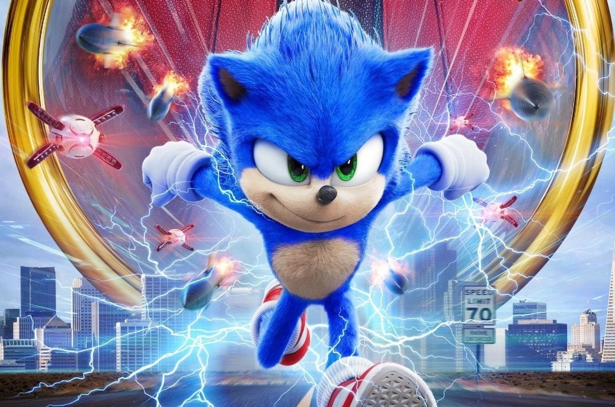 Sonic movie director says there are no current talks for a sequel, despite the open ending screenshot