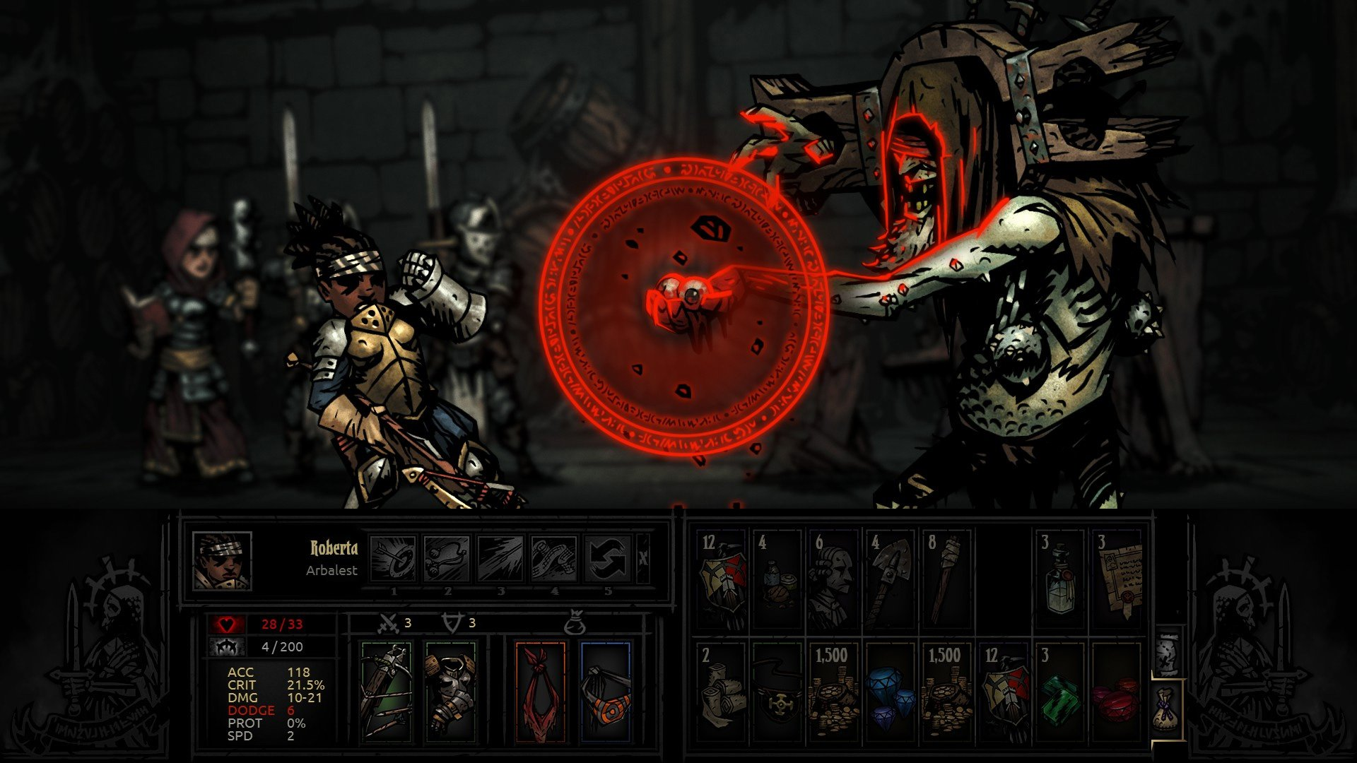 New Darkest Dungeon documentary covers the highs and lows of Early Access screenshot