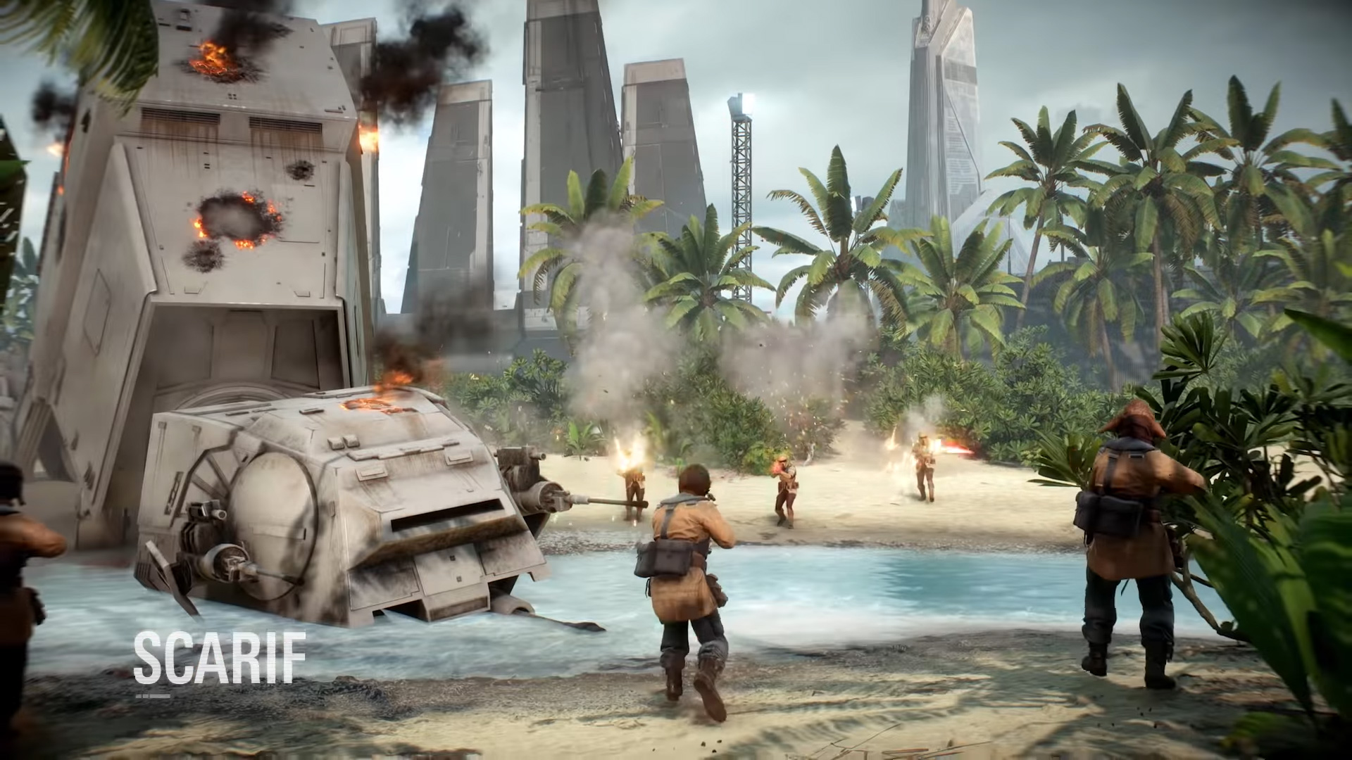 DICE is 'moving away' from Star Wars Battlefront II updates screenshot