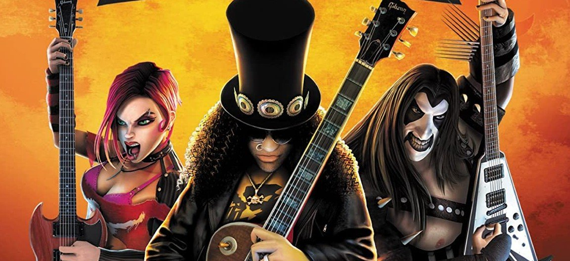 Finally, an excuse to talk about how great Guitar Hero 3 is screenshot