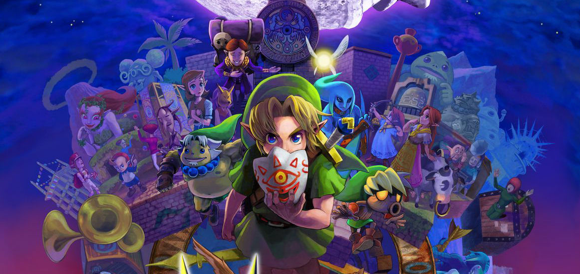 Now is the perfect time for a book about Majora's Mask screenshot