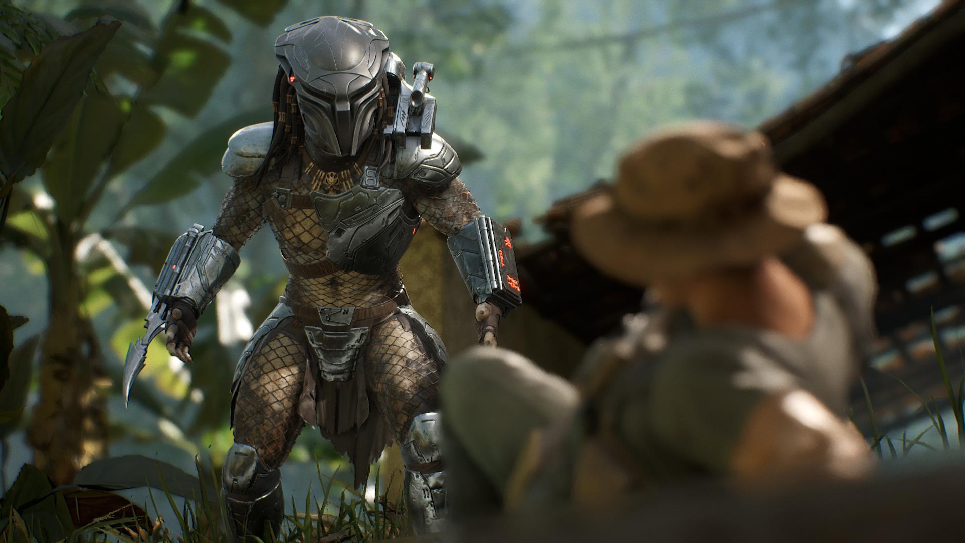 Review: Predator: Hunting Grounds screenshot