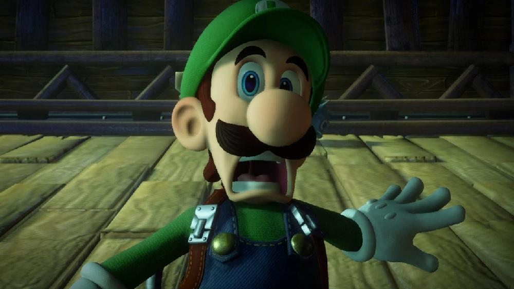 Mansão Luigi lançada 3 Segundo pacote multiplayer de DLC