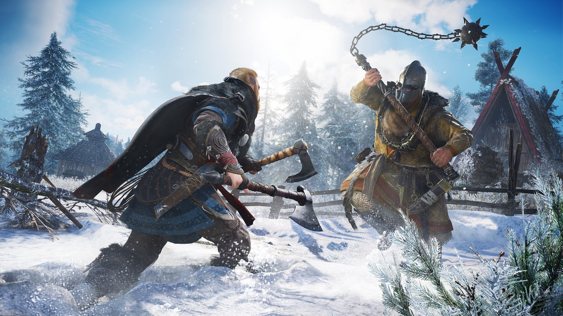 Assassin's Creed Valhalla revealed by Ubisoft