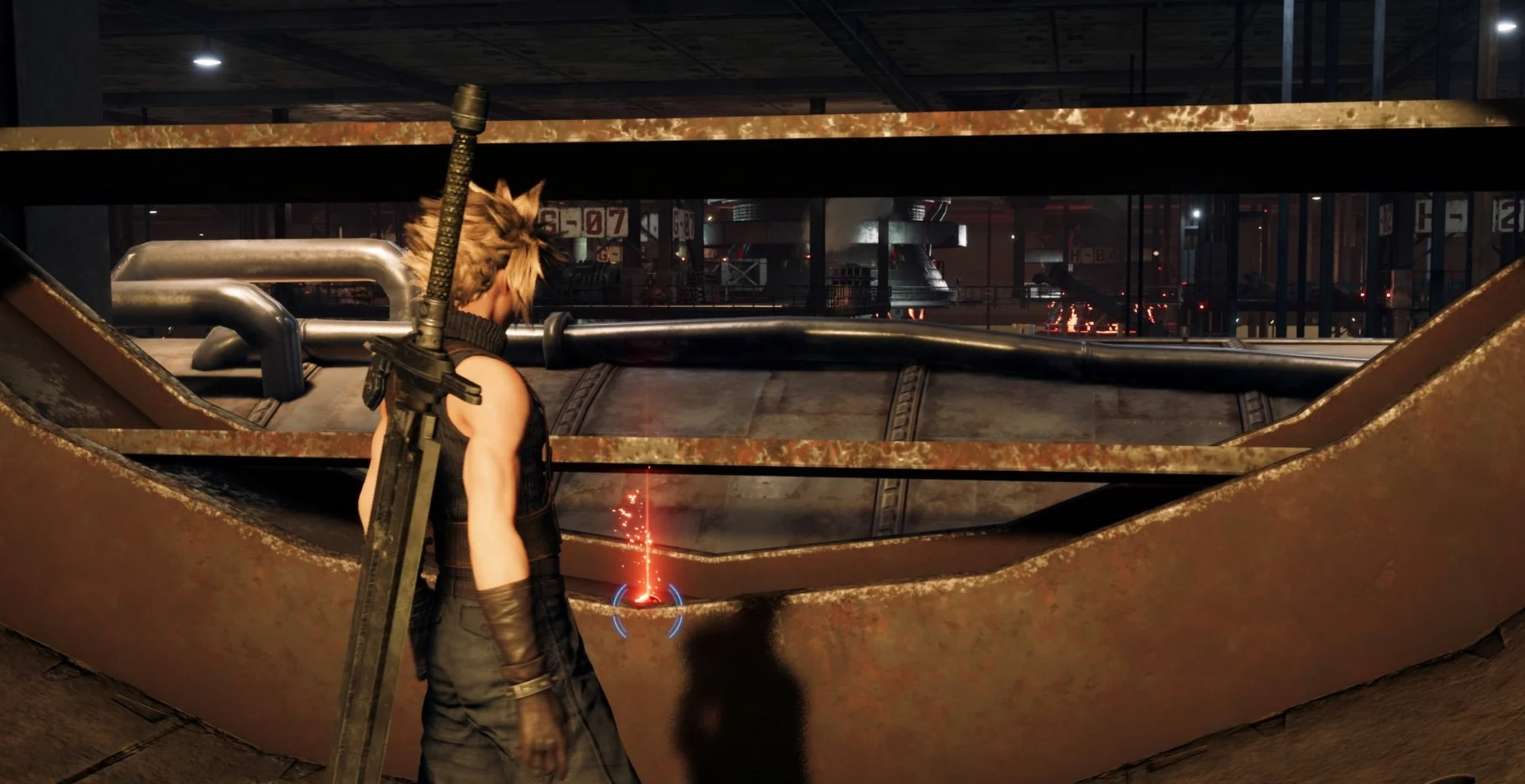 How many episodes do you want Final Fantasy VII Remake to be? screenshot