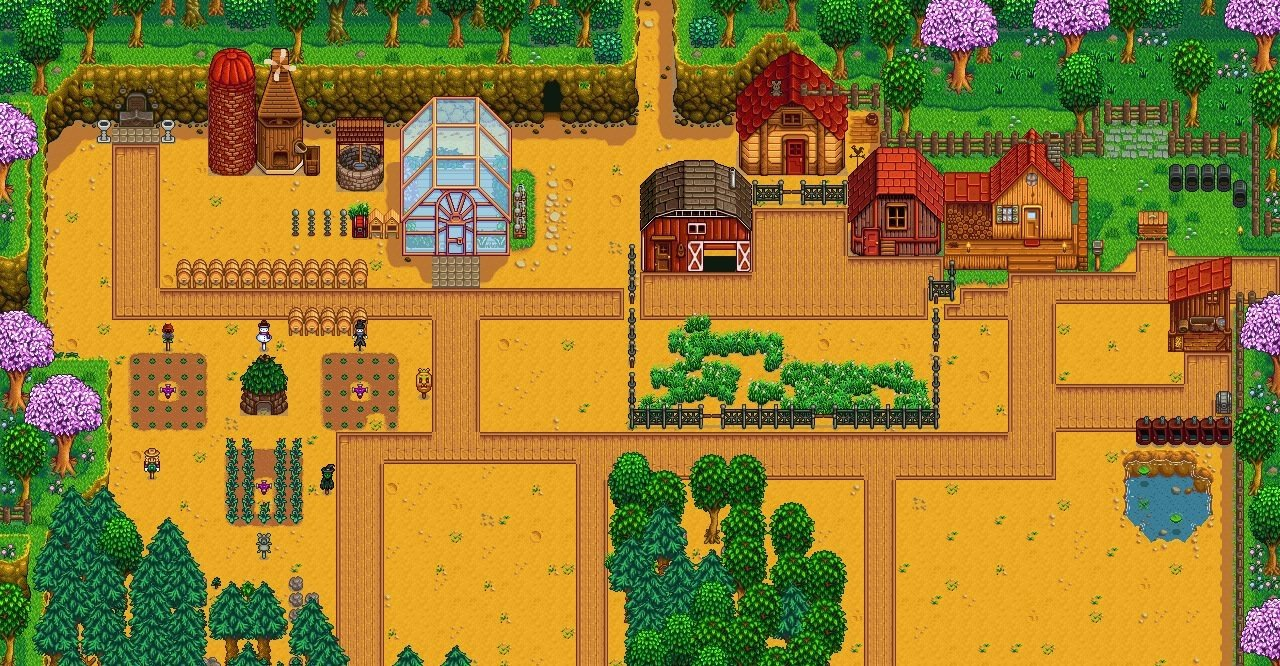 Stardew Valley launches an official forum, and it already has a lot of activity screenshot