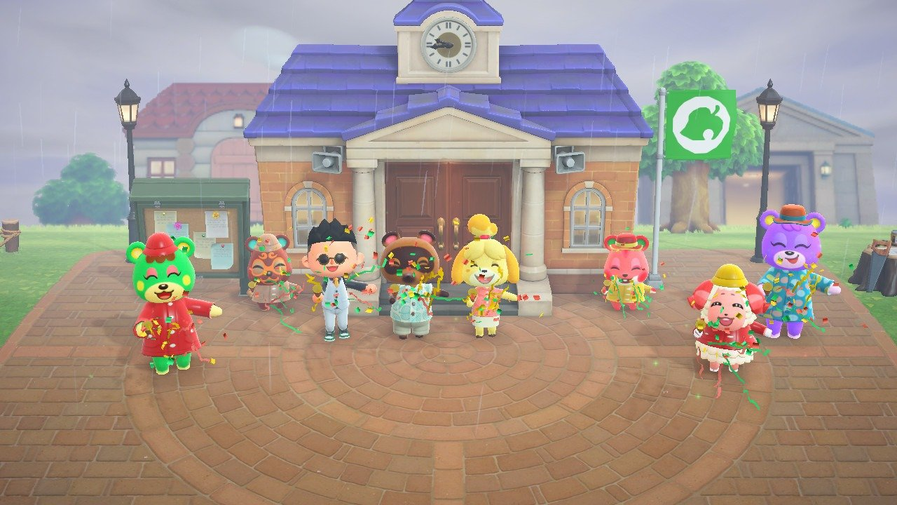 How have you been getting on with Animal Crossing: New Horizon's recent nerfs and new events? screenshot