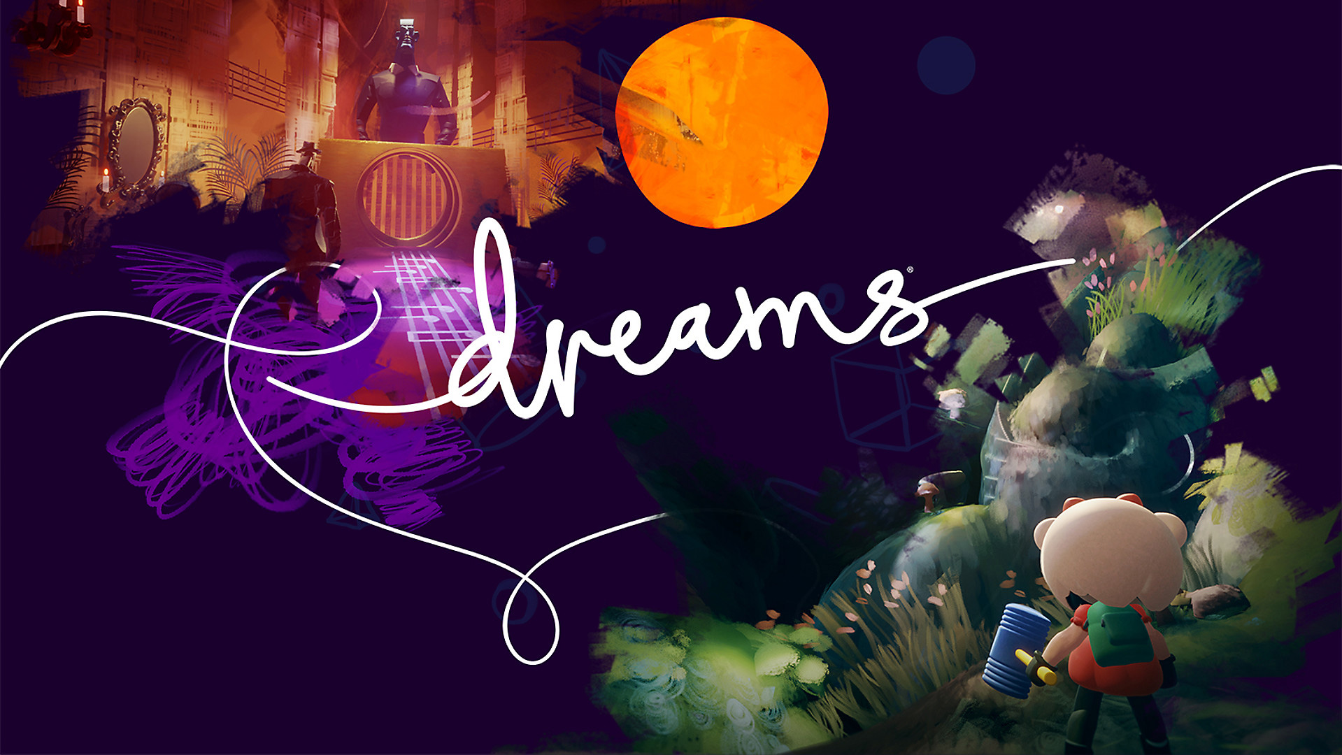 You can see if Dreams is your sorta game with a new demo screenshot