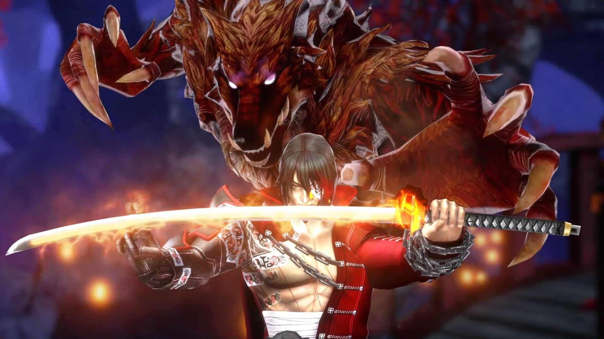 Bloodstained's Zangetsu and Randomizer update drops May 7 on most platforms screenshot