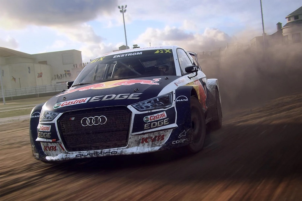 New DiRT title to be announced by Codemasters 'very soon' screenshot