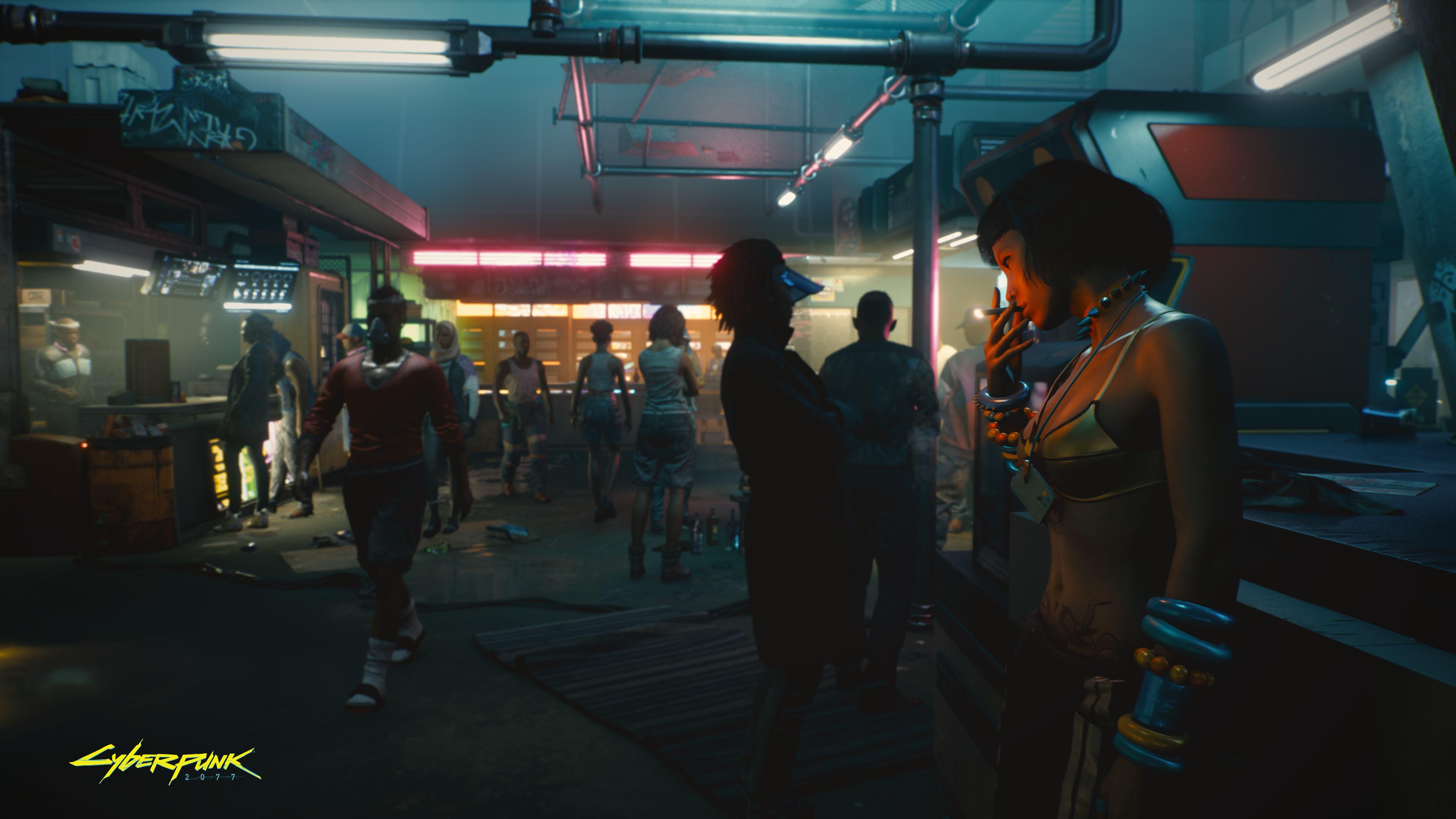 Cyberpunk 2077 gets its own event in June screenshot