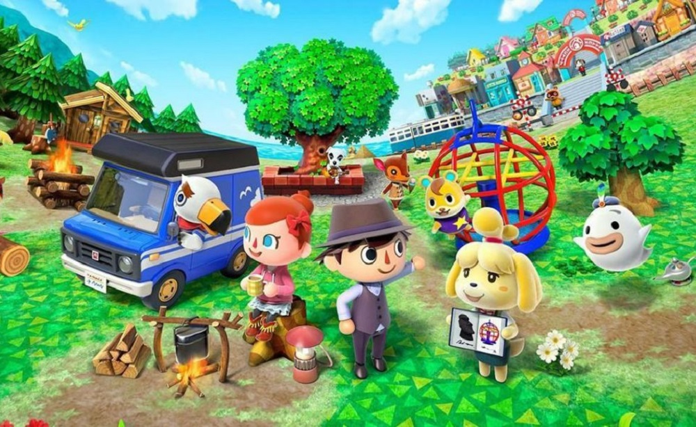 Animal Crossing: New Horizons has given a huge boost in revenue to Pocket Camp screenshot