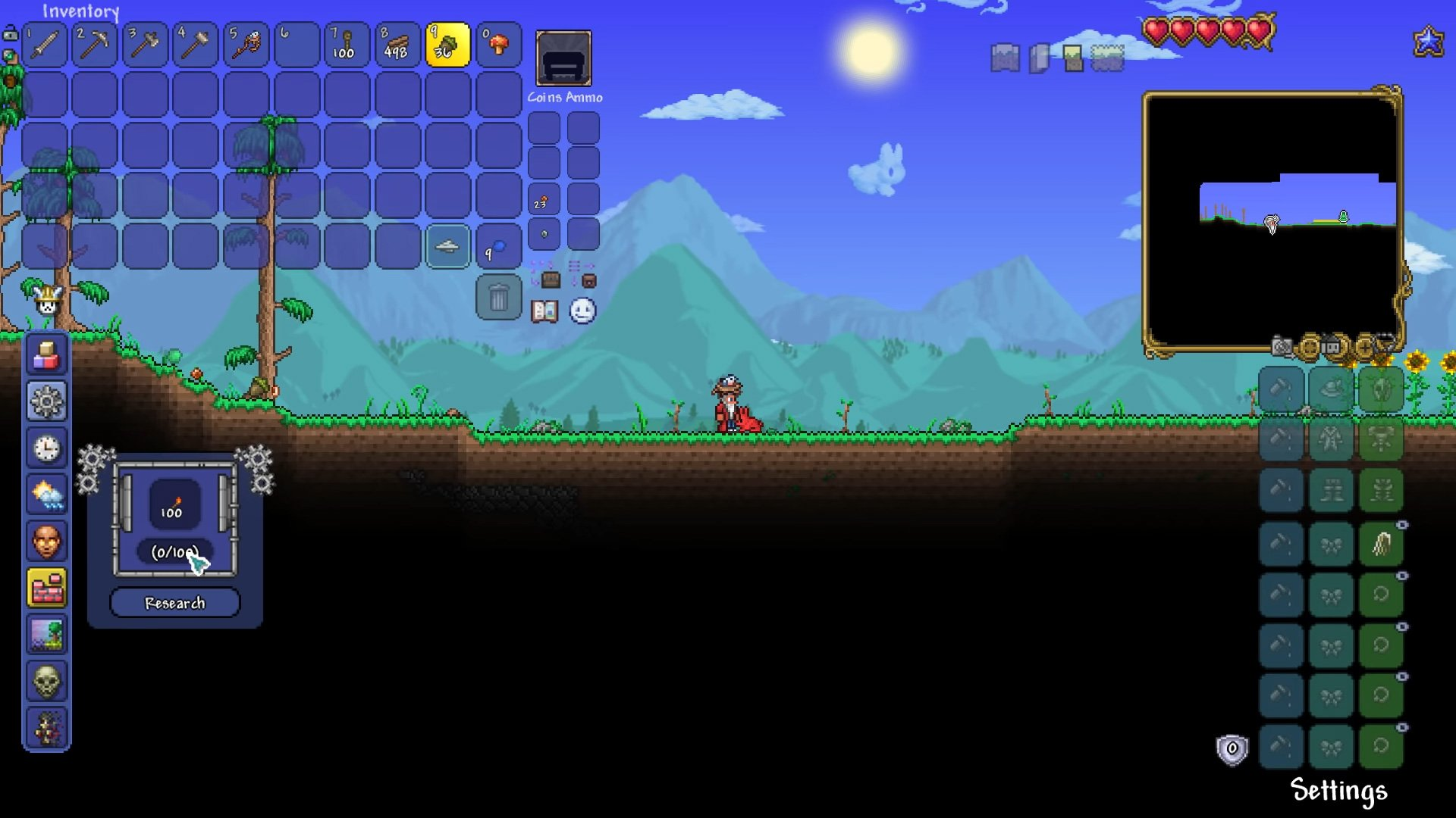 Terraria's Journey Mode could be my new favorite way to play screenshot