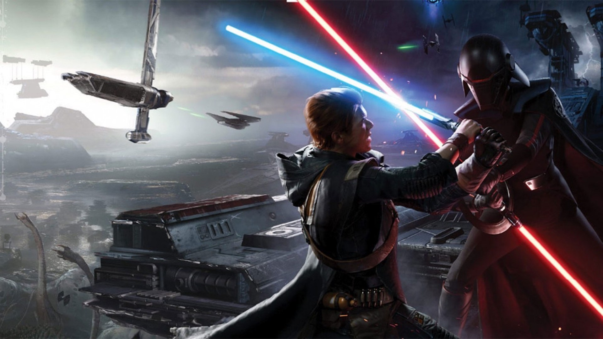 EA says there are more Star Wars Jedi games to come screenshot