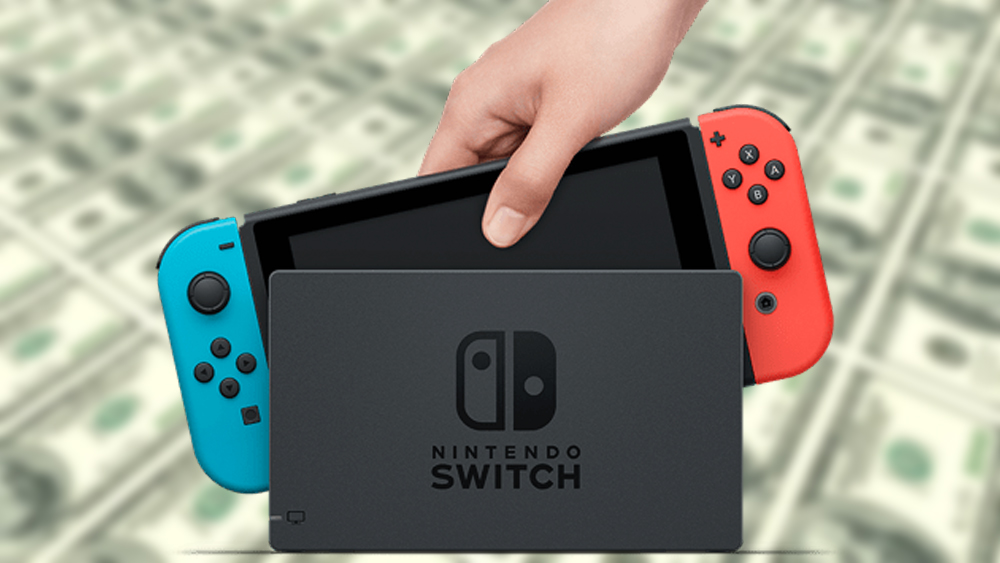 After three years, the Nintendo Switch has sold more than 55 million consoles screenshot