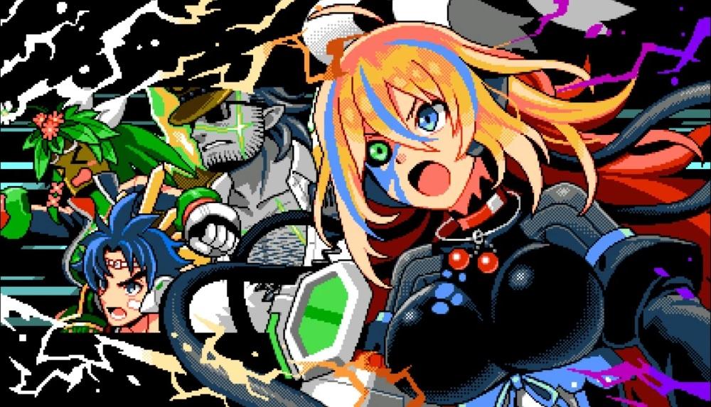 Blaster Master Zero II might be headed to PS4 soon screenshot