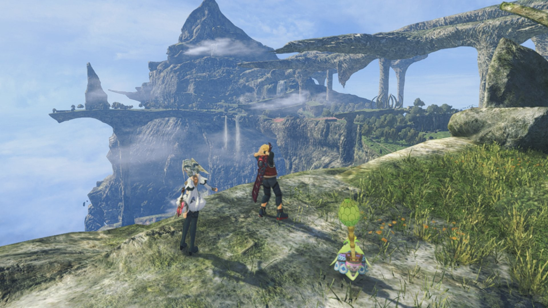 Review: Xenoblade Chronicles: Definitive Edition screenshot