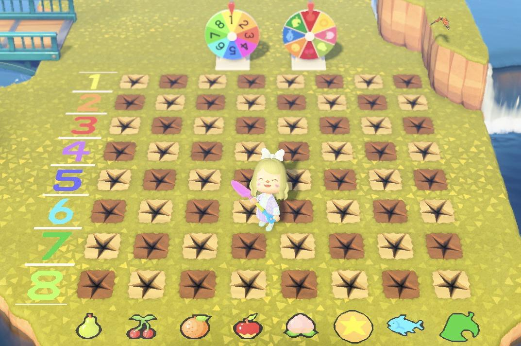 This fan-made Animal Crossing: New Horizons game shows just how creative people are getting screenshot
