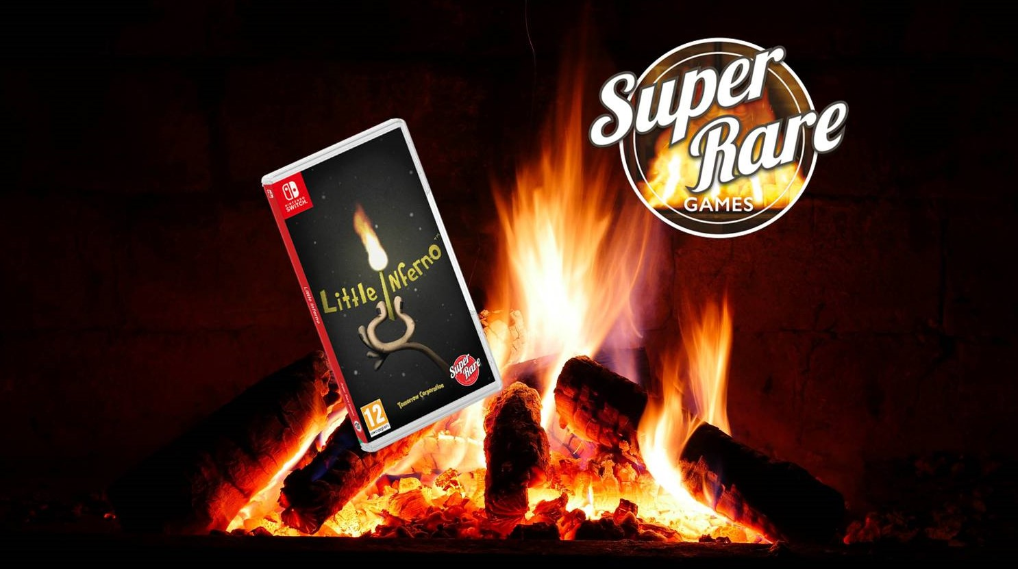 Contest: You'll burn with desire for this physical Switch copy of Little Inferno from Super Rare Games screenshot