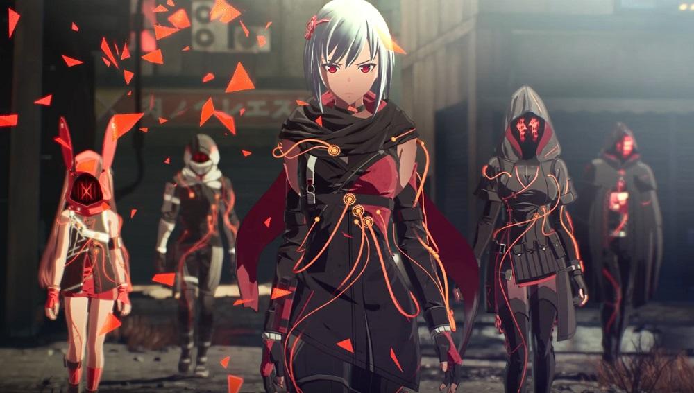 Scarlet Nexus will have you wage war on a world of mutants screenshot