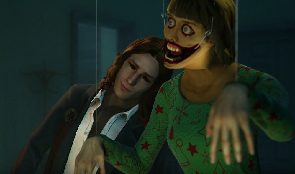 Vampire: The Masquerade - Bloodlines 2 is dreaming of a Black Christmas screenshot