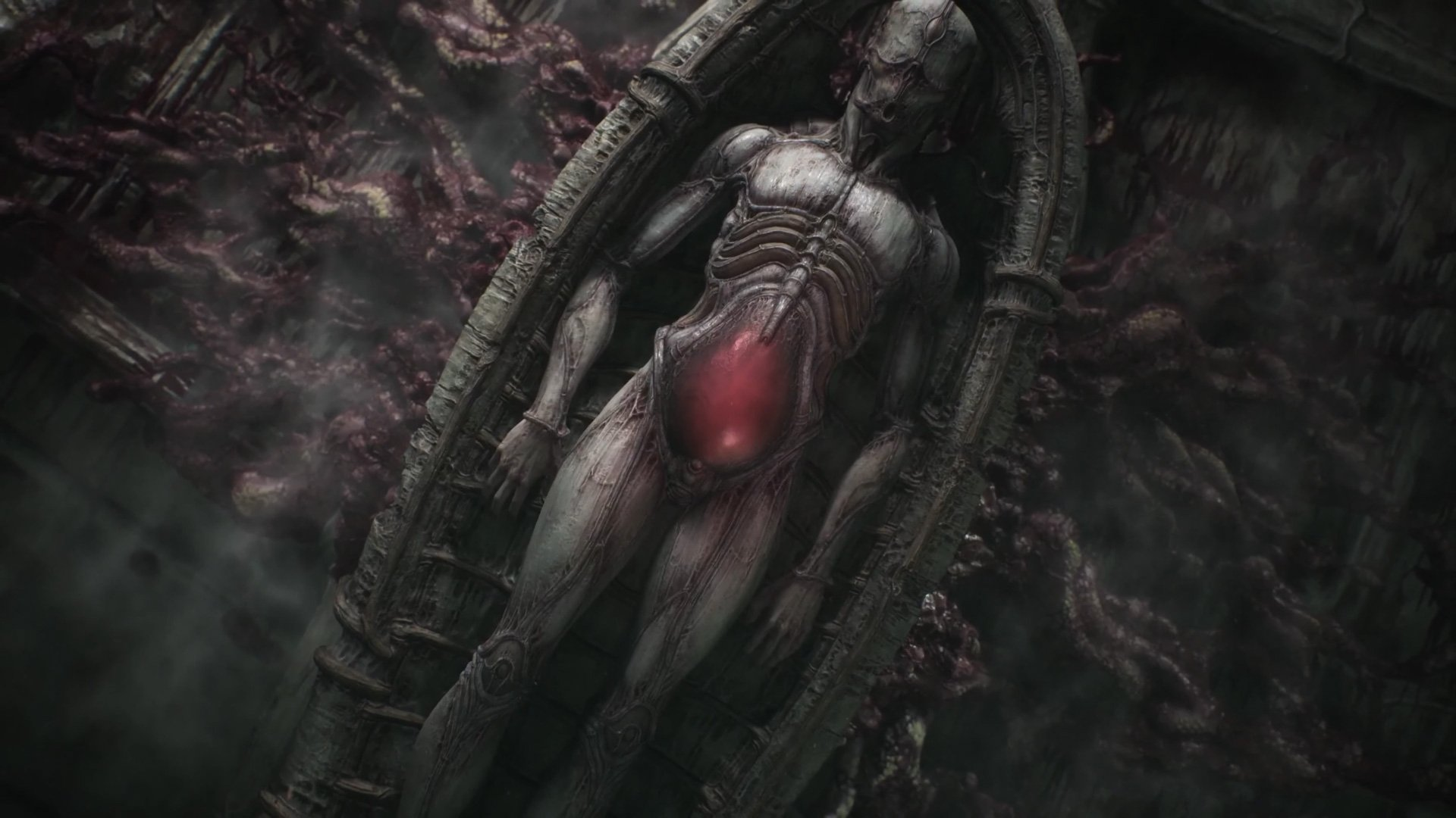 Scorn has been teasing us for years and I don't even mind screenshot