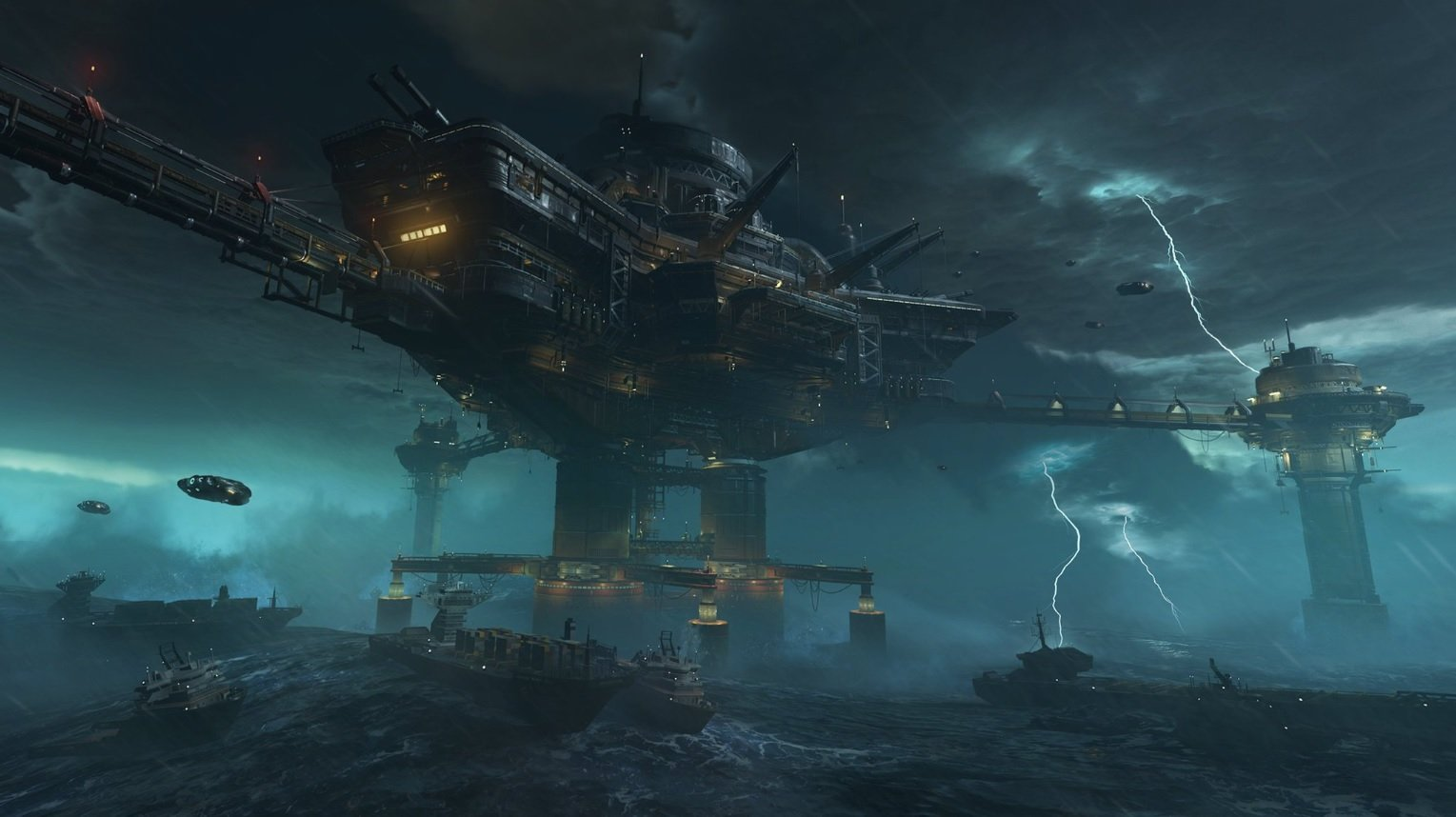 Doom Eternal DLC screenshots have no demons or violence, so how can we be sure it's Doom? screenshot