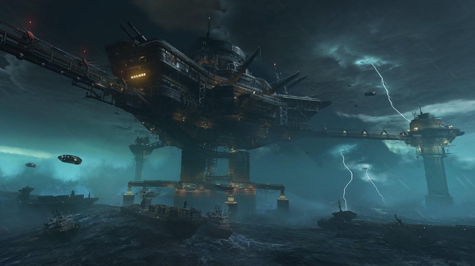 لا تحتوي لقطات Doom Eternal DLC على شياطين أو عنف ، فكيف يمكننا التأكد من أنها Doom؟ 1