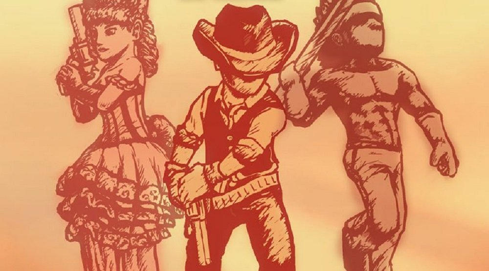Gunman Clive HD Collection moseying onto PS4 later this month screenshot