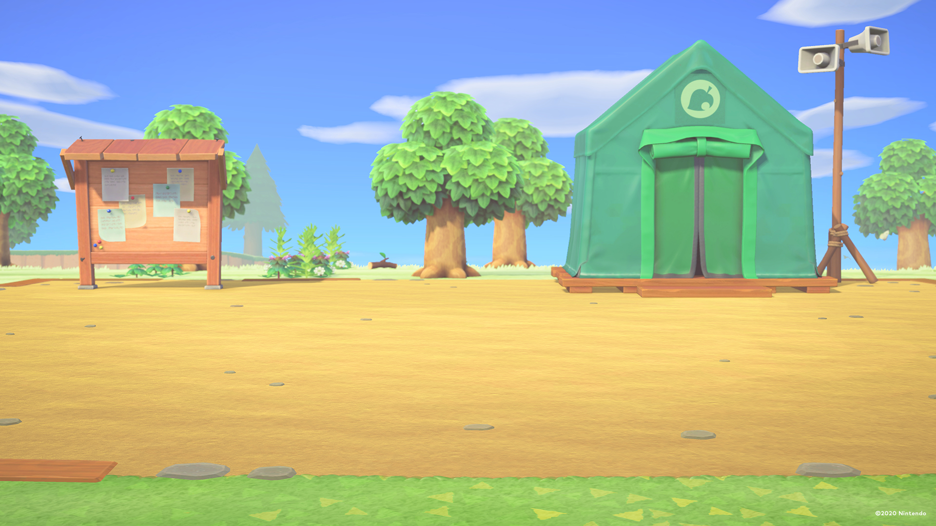 Nintendo just added a ton of wallpapers to their official site screenshot