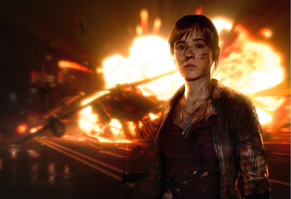 Beyond: Two Souls turns up on the Steam database screenshot