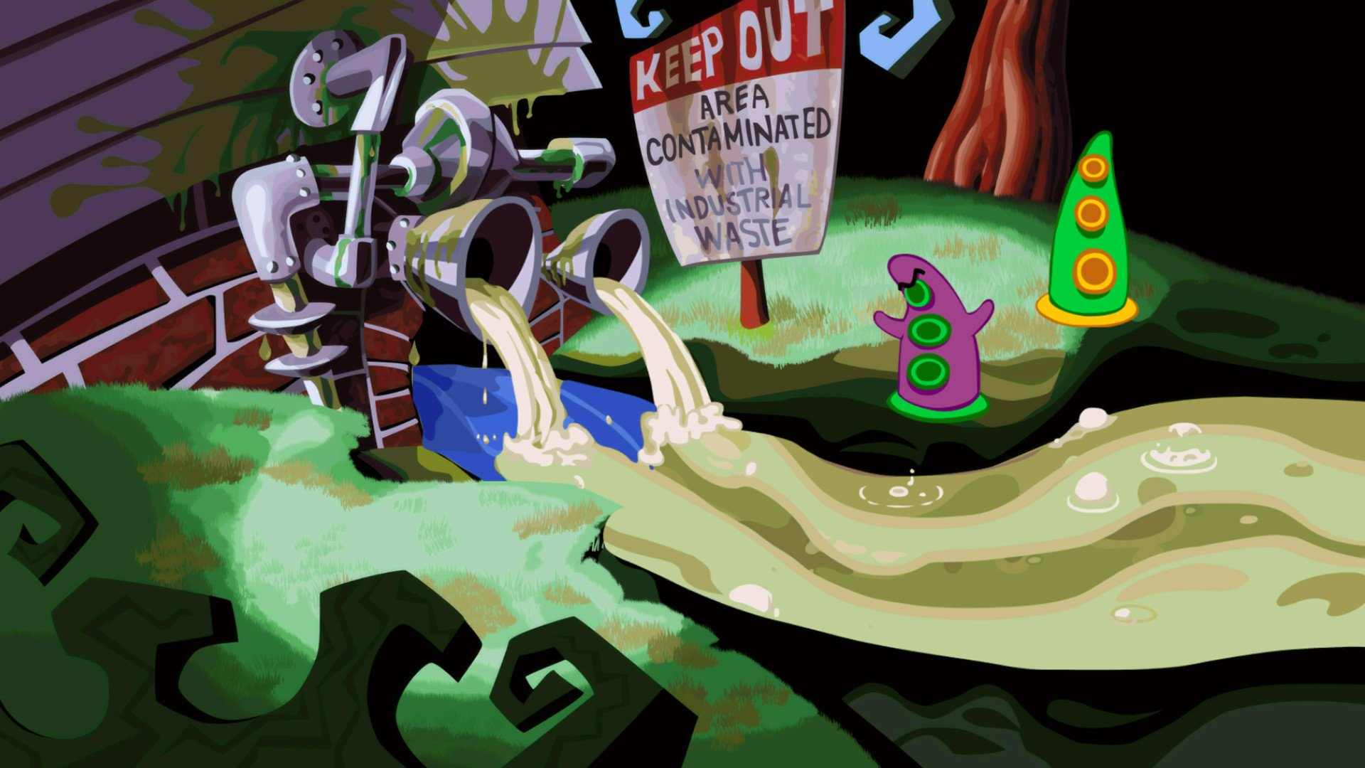 Grim Fandango, Full Throttle, and Day of the Tentacle finally break PS4 console exclusivity this year screenshot