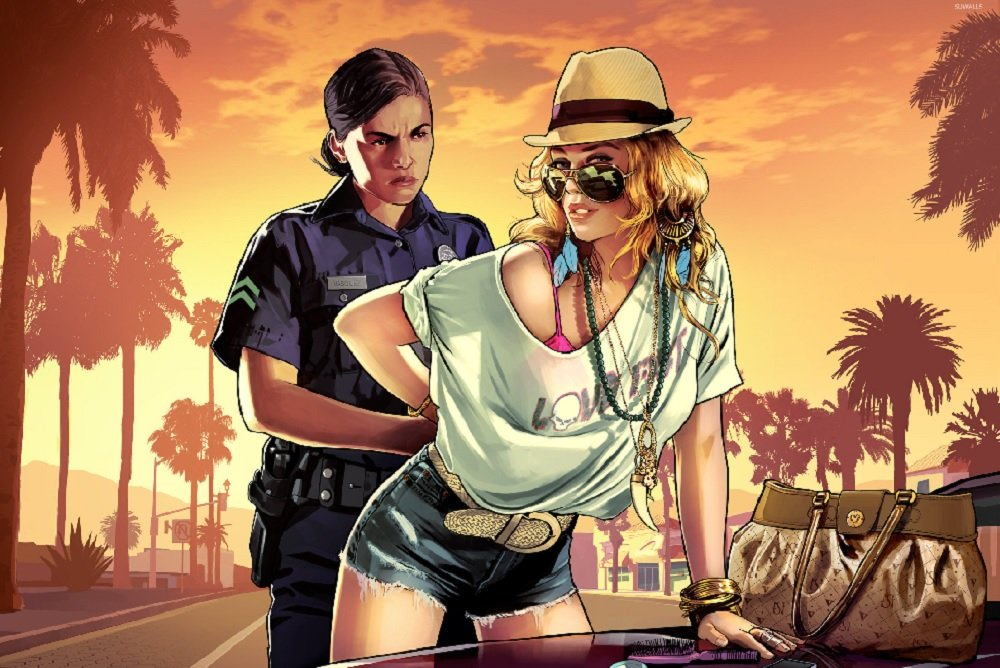 Grand Theft Auto V looks to be Epic Game Store's next free game screenshot