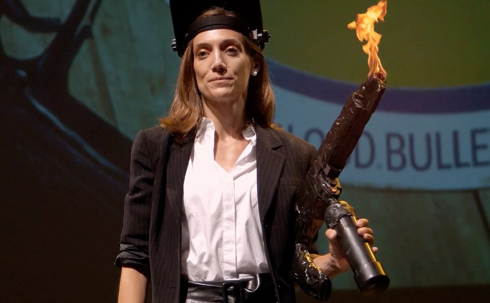 Devolver Digital's nightmarish conference will return this year screenshot