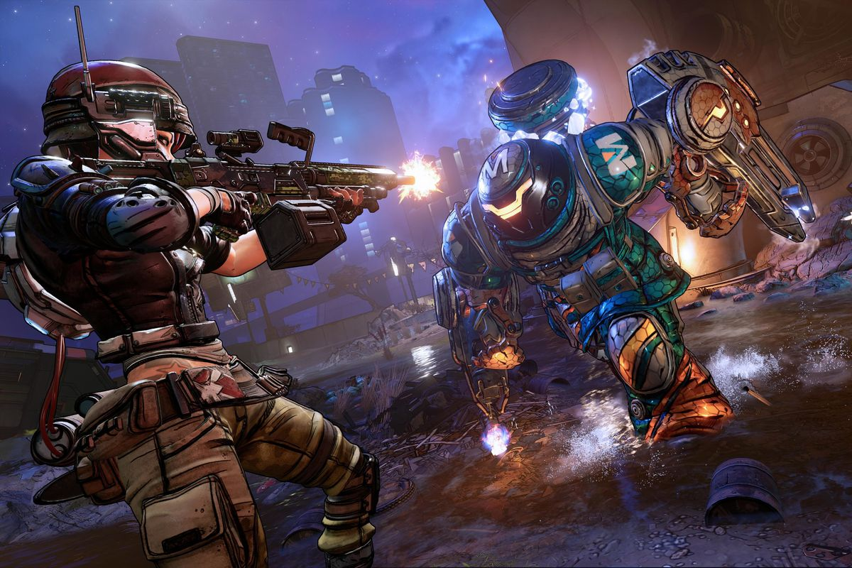 Gearbox says it's going to address multiple 'concerns from the community' regarding Borderlands 3's Mayhem 2.0 system screenshot