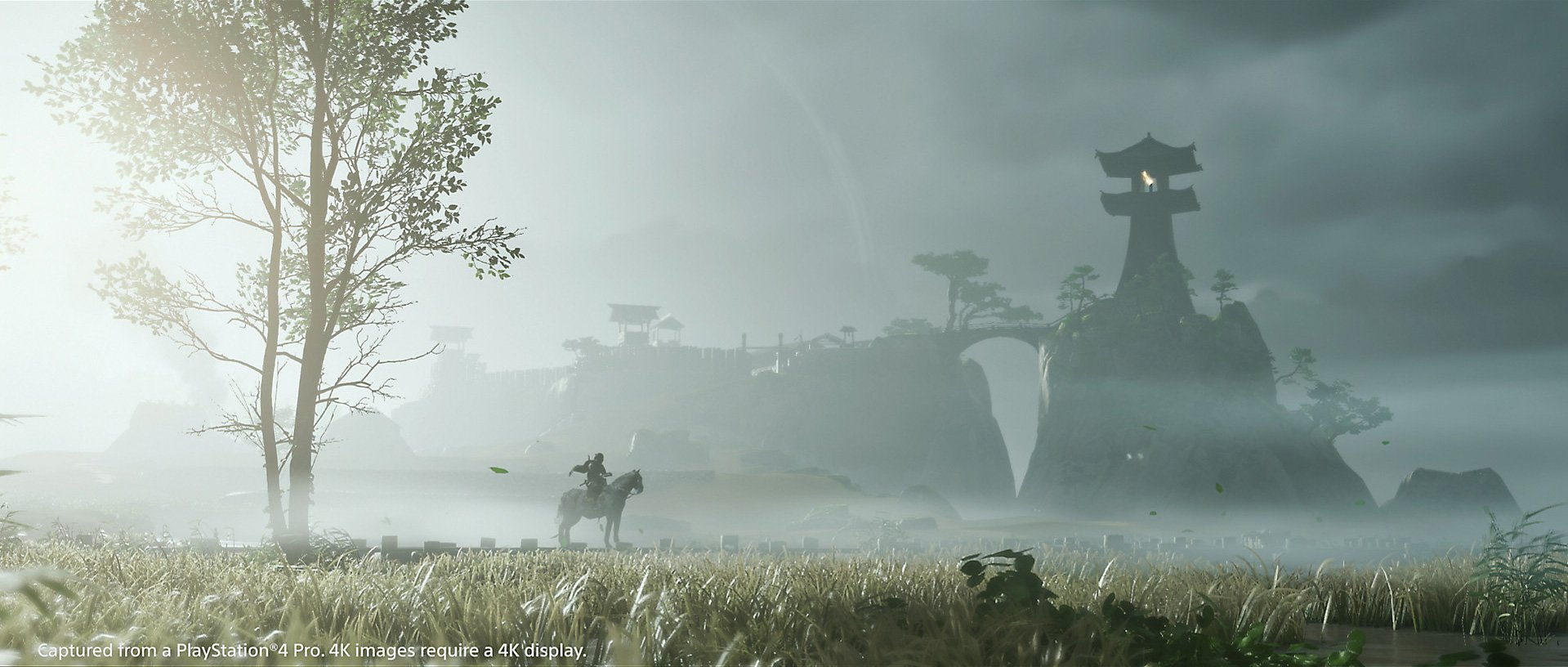 It's time to watch Ghost of Tsushima's State of Play stream screenshot