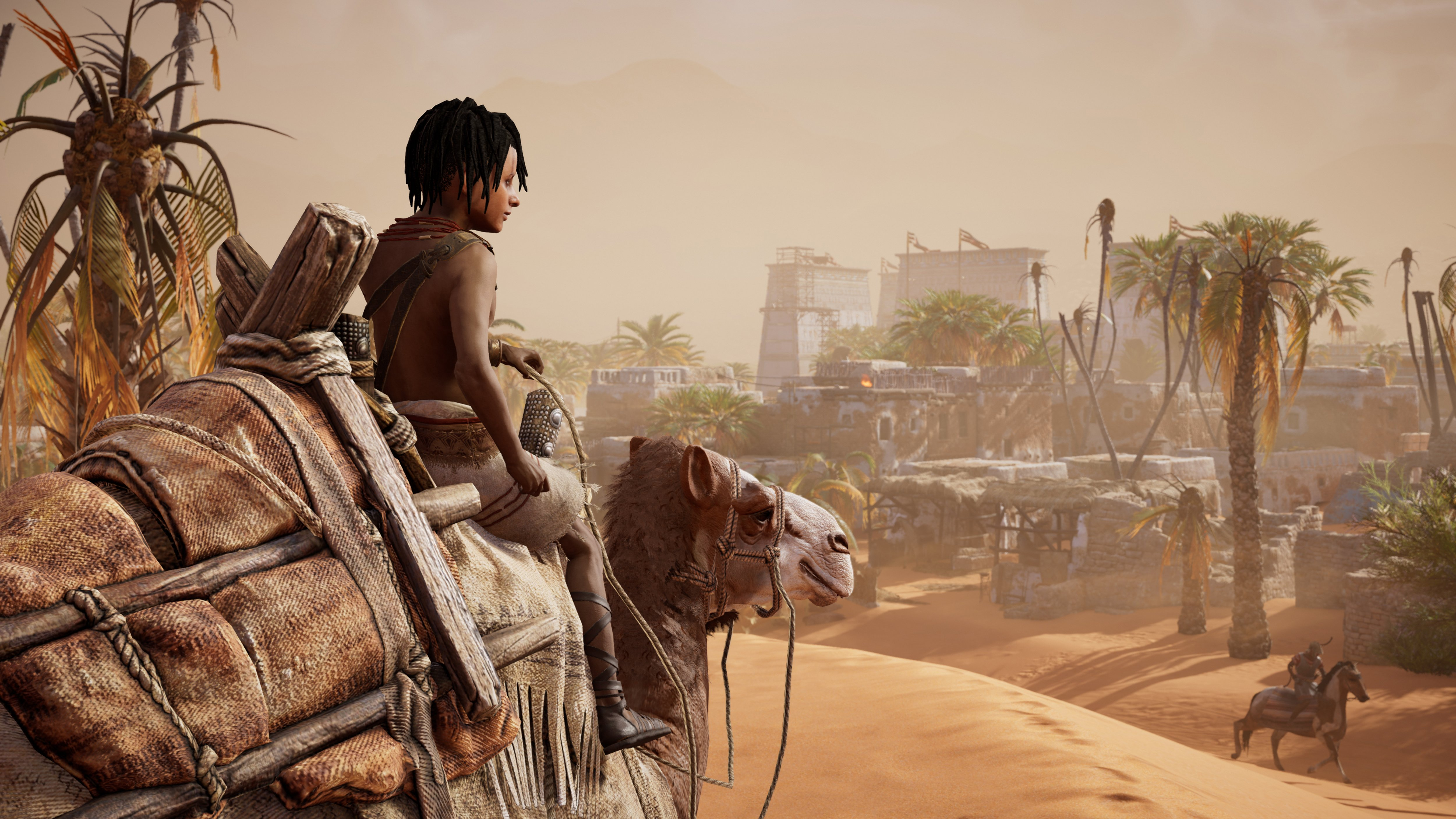Assassin's Creed Origins and Odyssey's walkabout educational modes are free right now screenshot