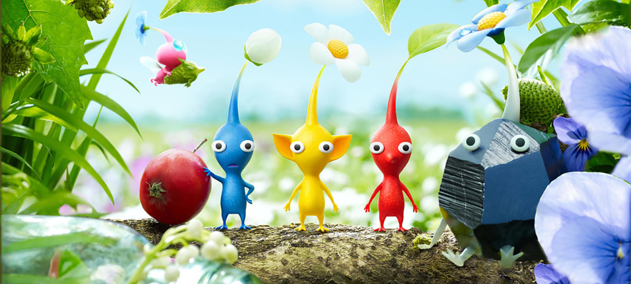 Pikmin 3 Could Be The Next Wii U Game Coming To Switch