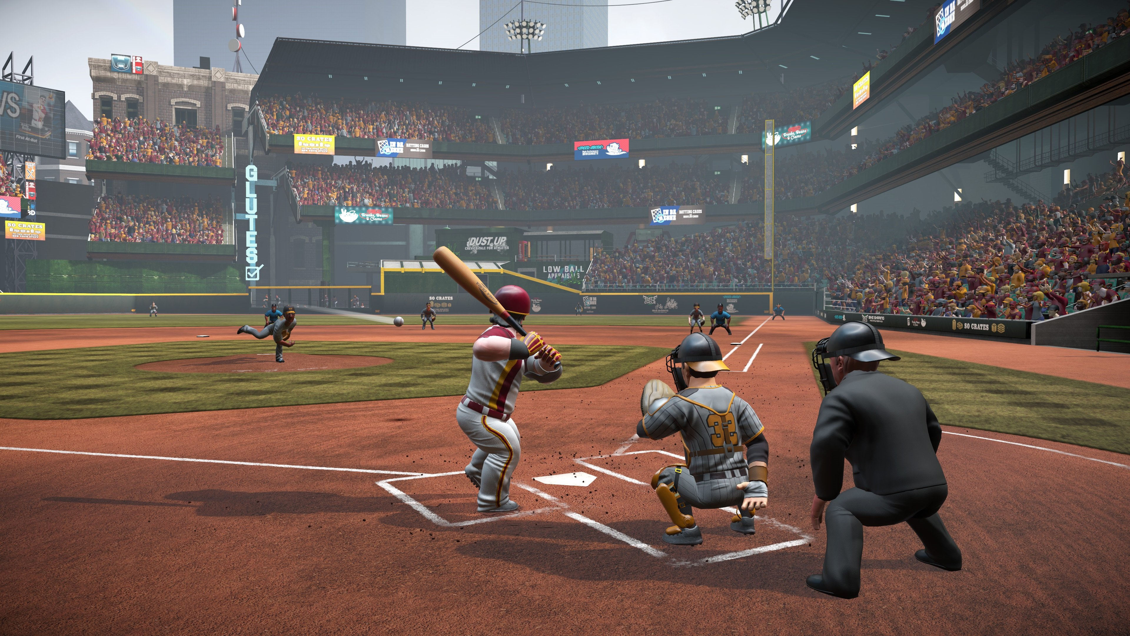 Contest: We're all desperate for sports right now, so win Super Mega Baseball 3 to fill the void screenshot
