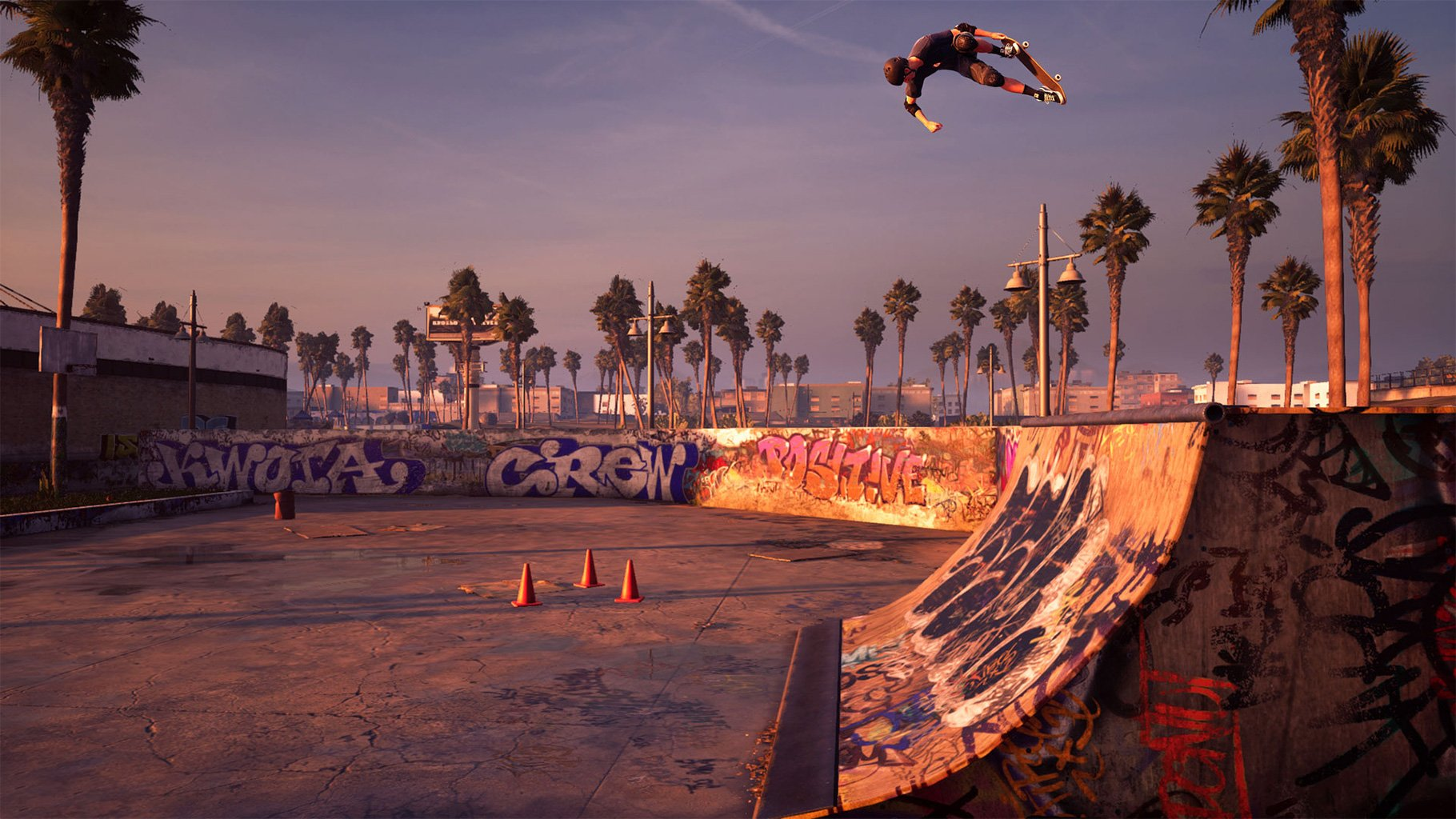 Spotify is streaming the Tony Hawk's Pro Skater 1 and 2 soundtrack screenshot