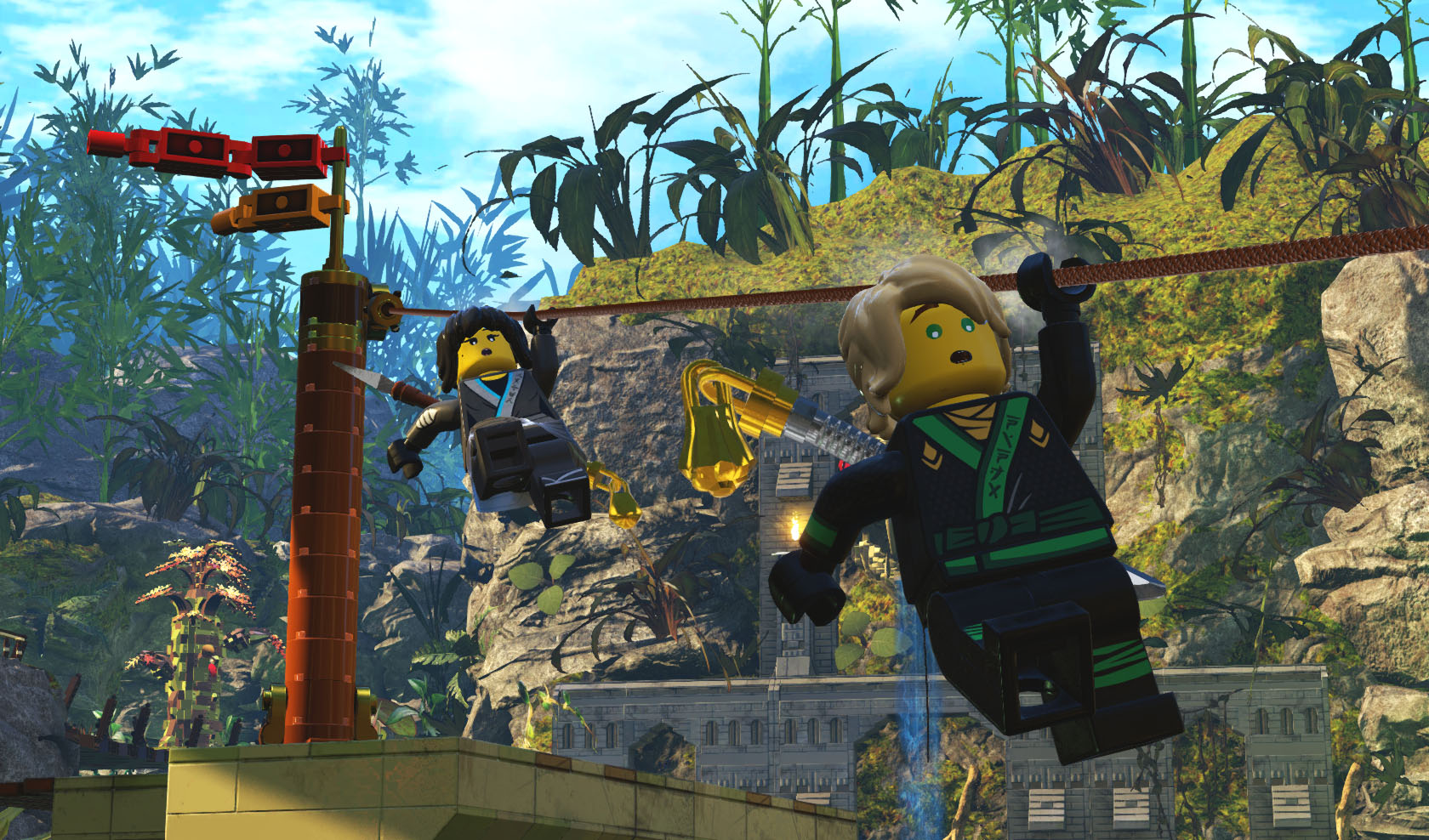 Lego Ninjago Movie Video Game Now Available To Download For Free