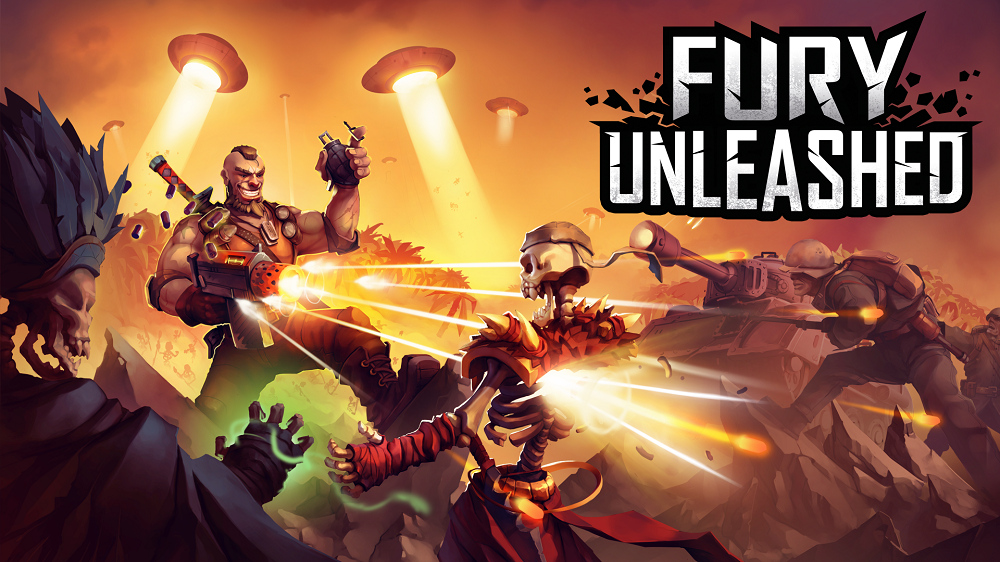 Review: Fury Unleashed screenshot