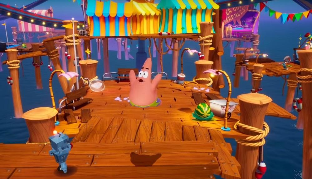 SpongeBob SquarePants: Battle for Bikini Bottom unveils the Goo Lagoon screenshot