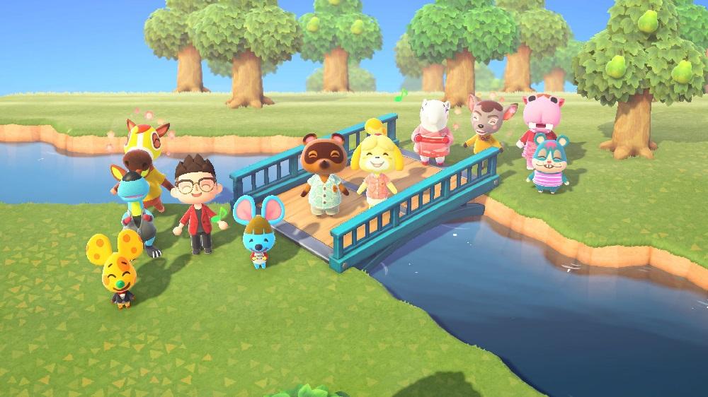 Animal Crossing: New Horizons still sitting pretty atop the UK Charts screenshot