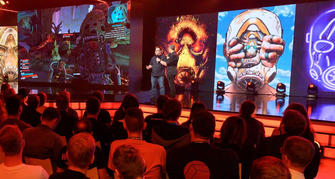 Gamescom 2020's streaming-only showcase begins August 27 screenshot