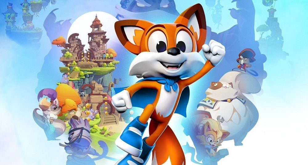 New Super Lucky's Tale is headed to PS4 and Xbox One screenshot