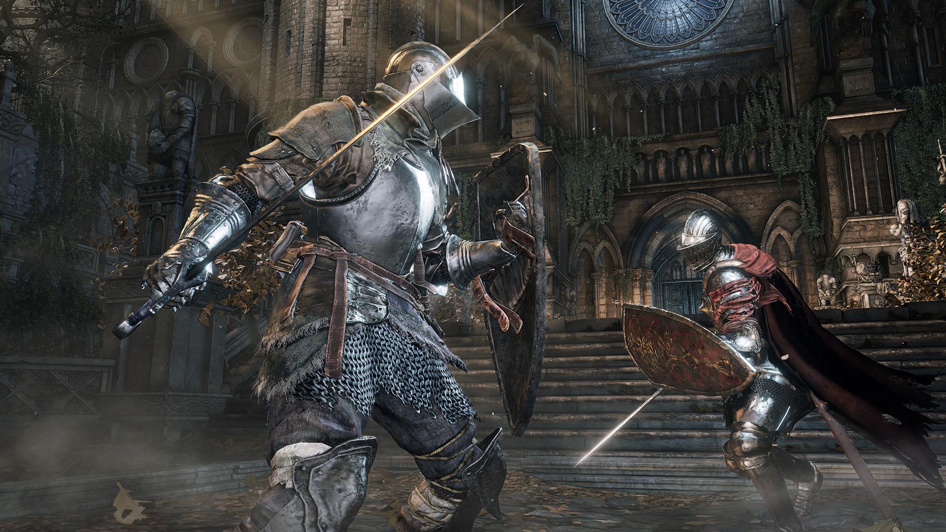 Dark Souls III now accounts for over a third of all Dark Souls series sales screenshot