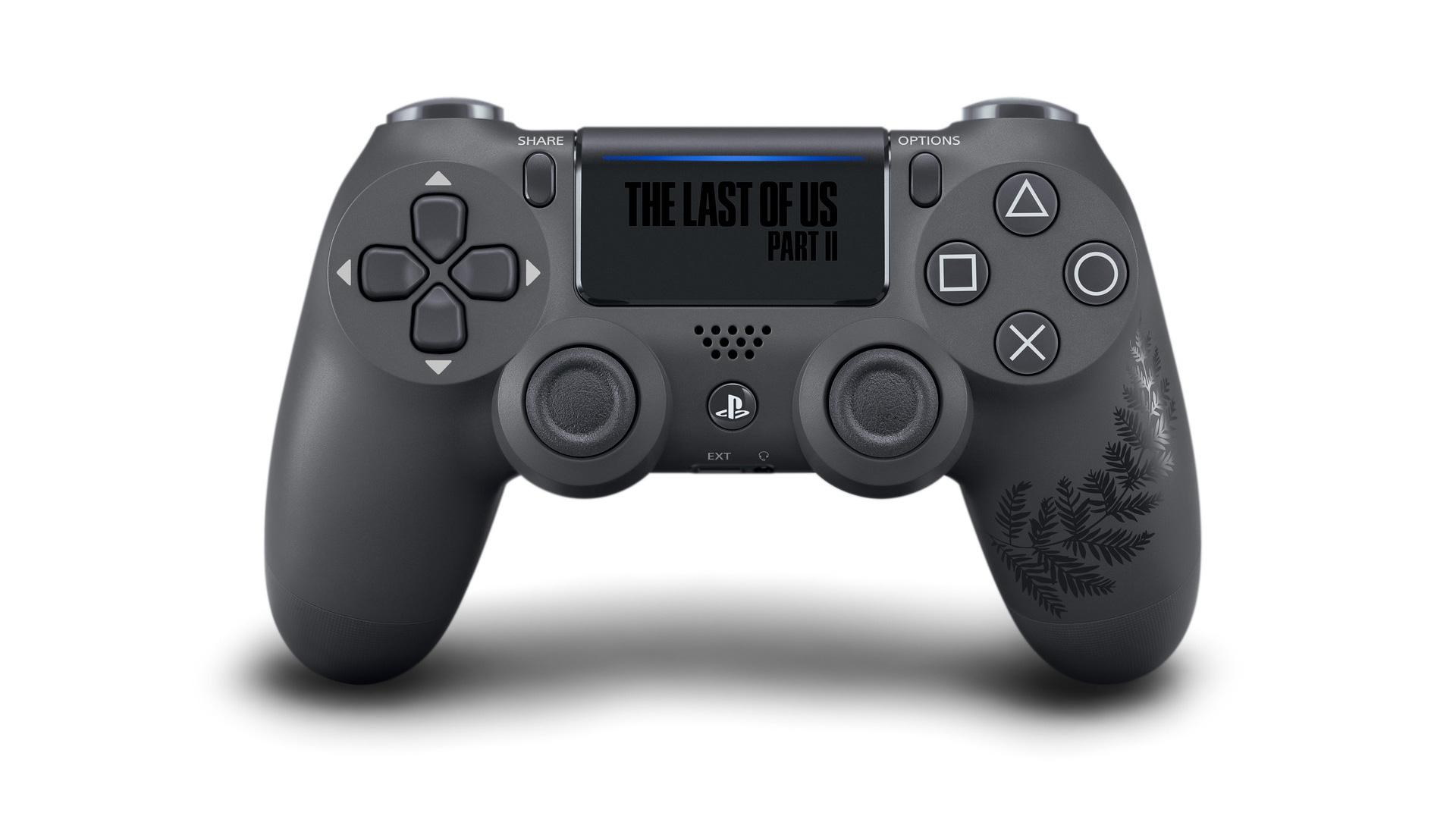 The Last of Us Part II DualShock 4